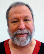 Photo of Master Mike Adams, Senior Instructor at Dynamic Martial Arts