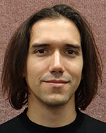 Photo of Sihing Derek Swirsky, assistant instructor for Dynamic Martial Arts in Lisle, Illinois, a suburb of Chicago