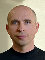 Photo of Sihing Evgeny Kolev, instructor for Wing Tsun Illinois in Wheeling, Illinois and Mount Prospect, Illinois in the Chicago suburbs (affiliated schools of Dynamic Martial Arts)