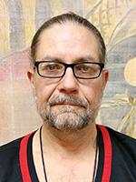 Photo of Sihing Jim Accetta, instructor for Wing Tsun Illinois in Wheeling, Illinois and Mount Prospect, Illinois in the Chicago suburbs (affiliated schools of Dynamic Martial Arts)