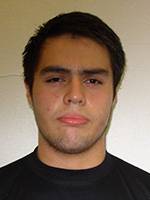 Photo of Sihing Diego Arreola, instructor at Dynamic Martial Arts of Bloomington-Normal, Illinois