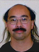 Photo of Sihing Eugenio (Dindo) Dawis, assistant instructor for Dynamic Martial Arts in Lisle, Illinois, a suburb of Chicago